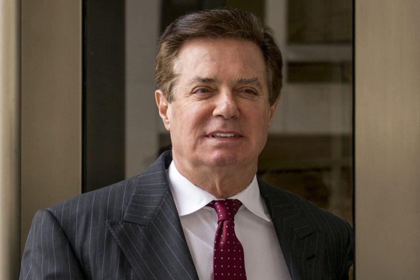Paul Manafort, President Trump's former campaign chairman (Andrew Harnik / AP)